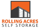 Rolling Acres Self Storage logo